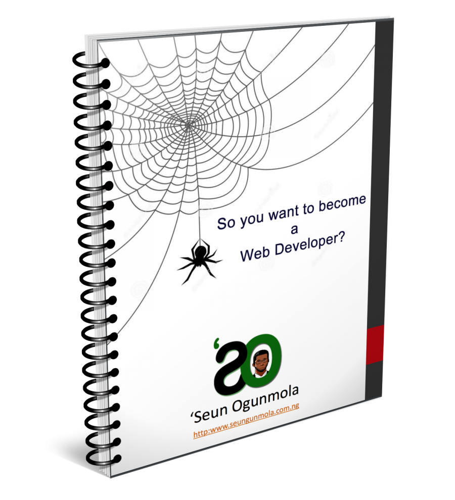 So You want to become a Web Developer